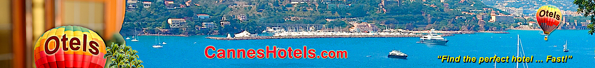 Cannes Hotels and Tourism Tips